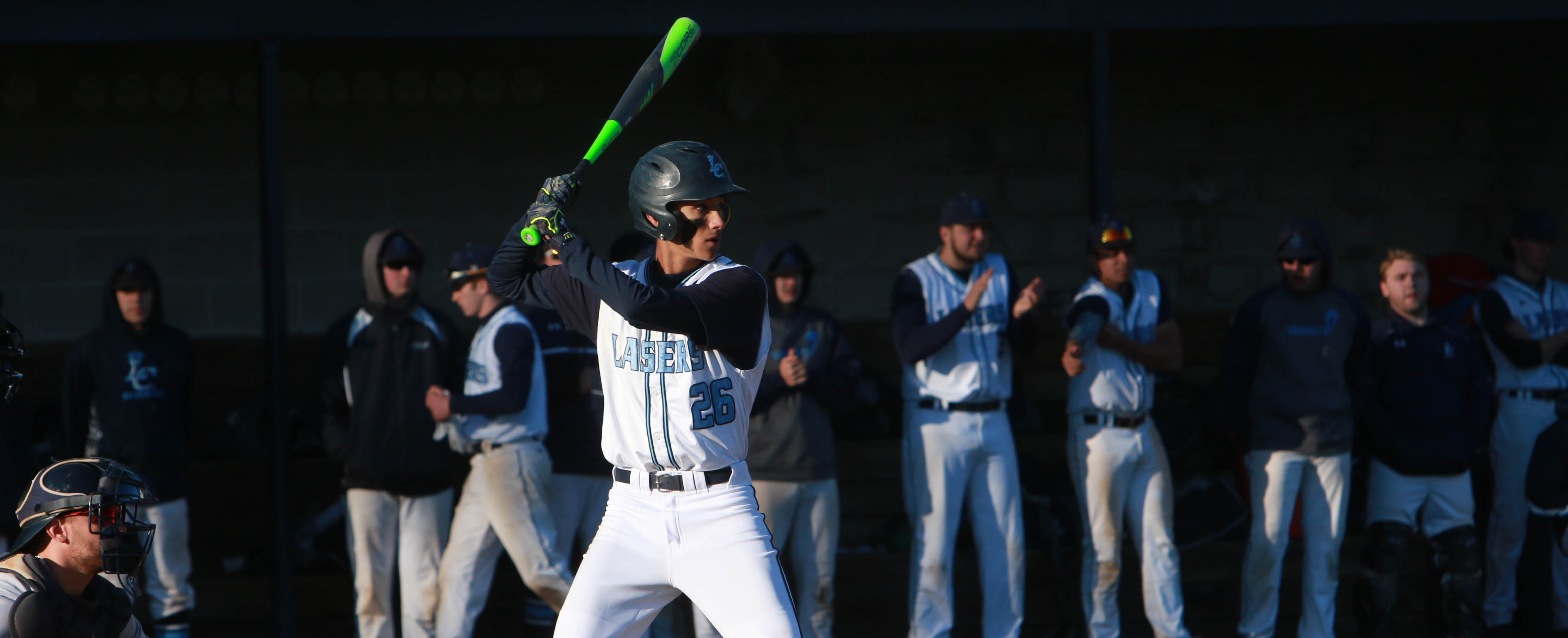 Baseball Scores 37 Runs, Sweeps Albertus Magnus in Final GNAC Doubleheader