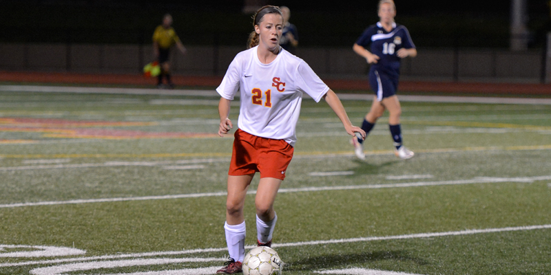 Women's soccer falls to Central