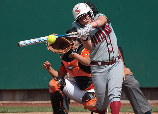 Rain Forces Schedule Change for SCU Softball in Davis