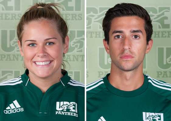 UPEI announces the Panther Subway Athletes of the Week, September 17–23
