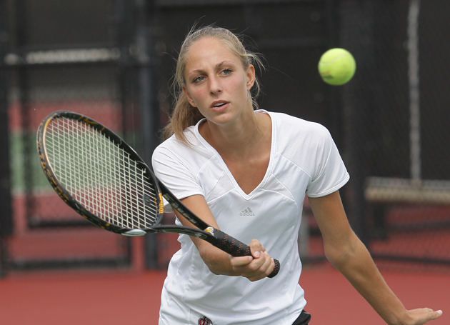 Women's Tennis Earns Fourth-Place Finish in WCC