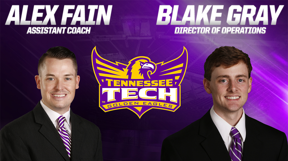 Coach Pelphrey announces hiring of Fain as assistant coach, Gray as director of operations