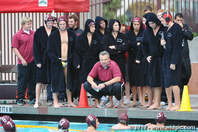 No. 14 Santa Clara Men's Water Polo Opens Practice