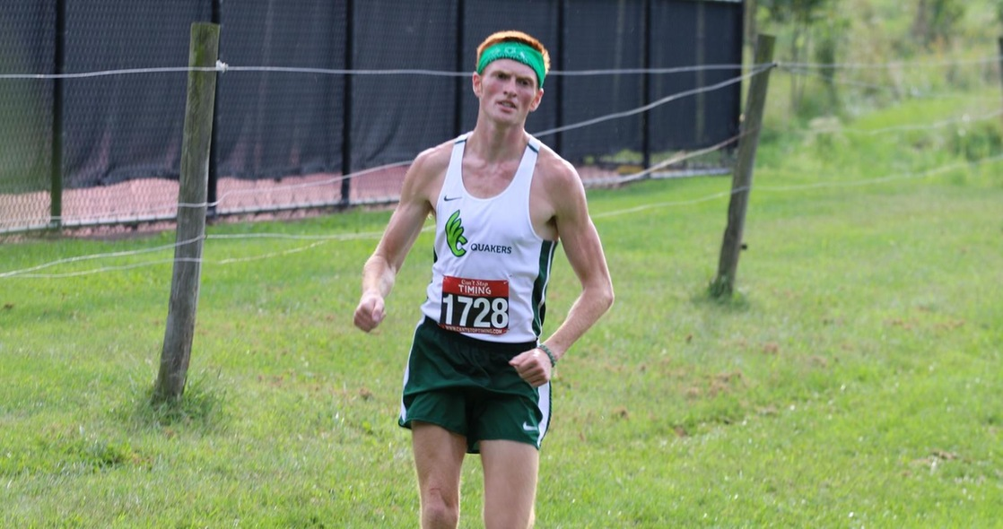 Men's Cross Country Heads to Cedarville on Saturday
