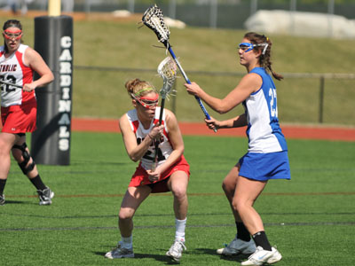 Cardinals down No. 19 Stevenson for third win of 2012