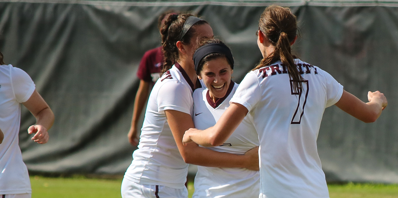 Trinity Defeats Centenary to Advance to Ninth Straight SCAC Women's Soccer Final
