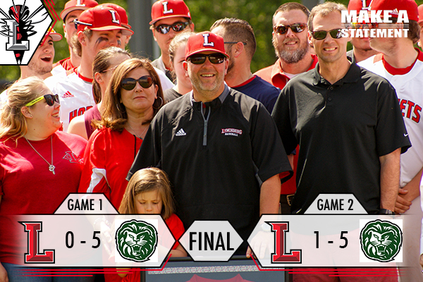Lynchburg Baseball Honors Head Coach Percy Abell vs. Piedmont