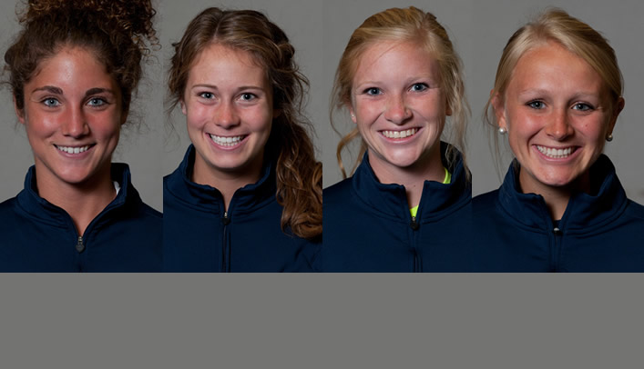 Three Blugold Soccer Players Named to All-WIAC Team