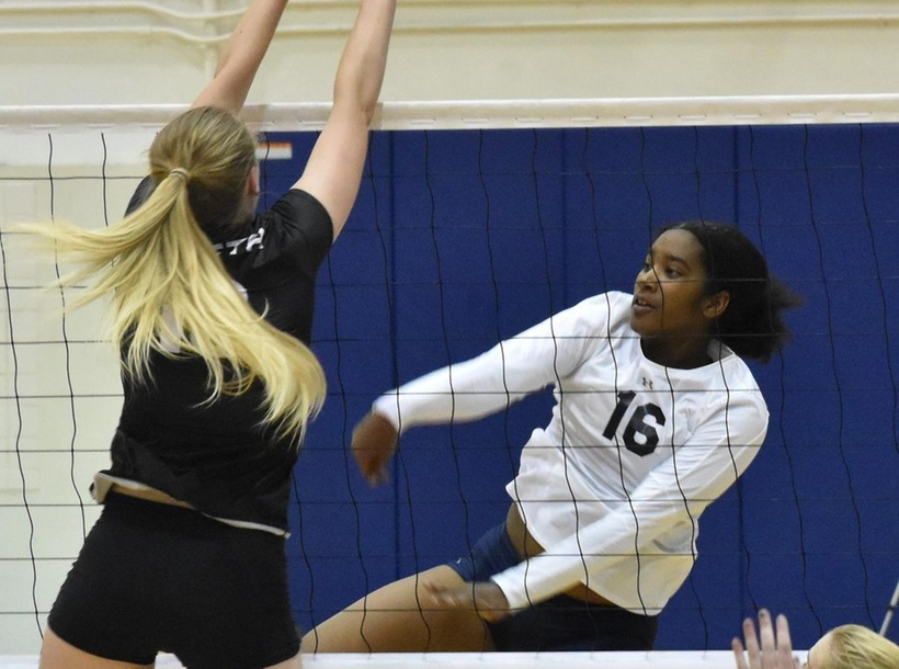 Women's Volleyball Opens Conference Play with Road Sweep at Cerritos