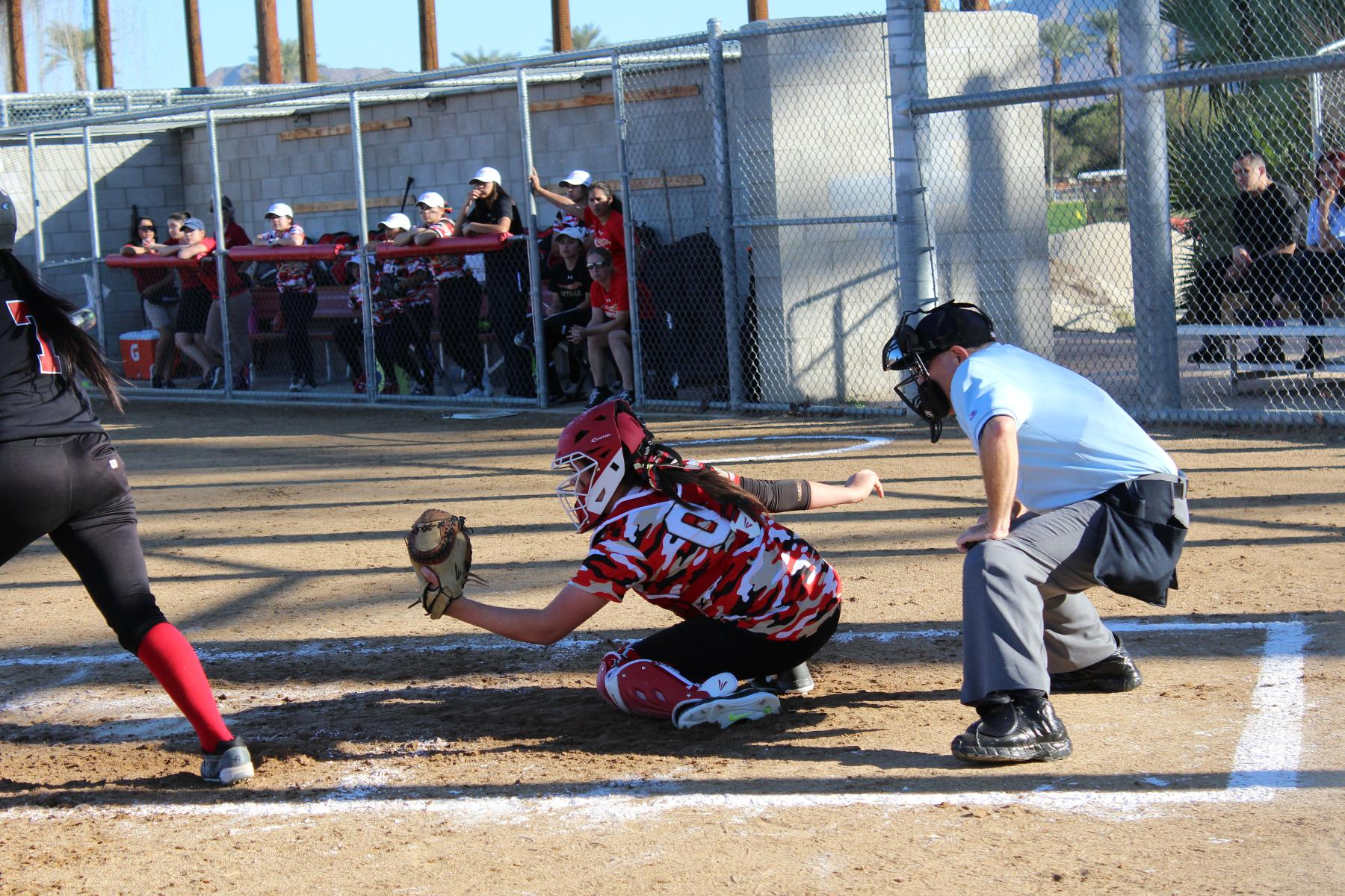 Softball Earns Second Consecutive Win in Defeating Barstow, 7-6