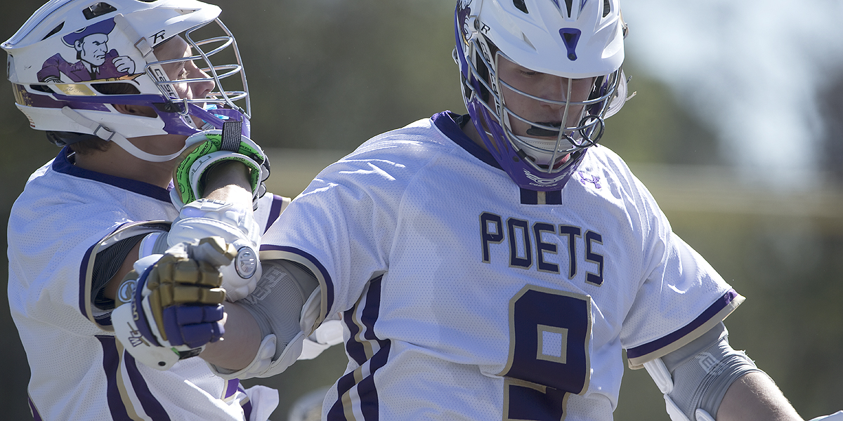 Men's Lacrosse opens Texas trip with win over MSOE