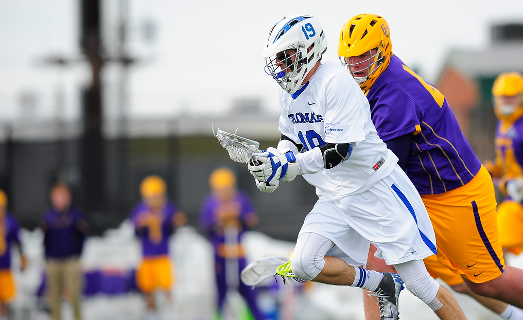 Chad Gamble Tallies Five to Lead No. 19 F&M Over Gettysburg