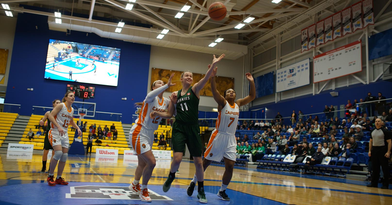 Women's Basketball Advances To U SPORTS Consolation Final