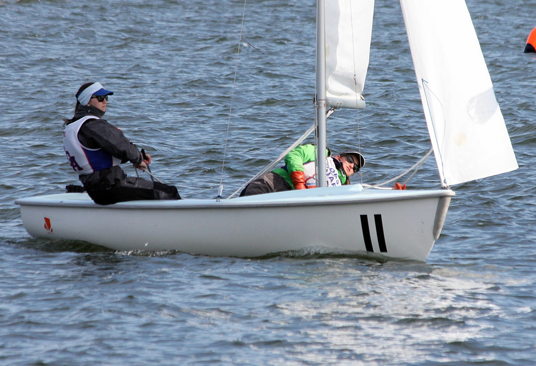 Women's Sailing Second at Navy Women's Interconference