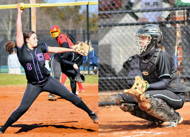 GUILFORD STUDENT-ATHLETES OF THE WEEK: Feb. 18-25