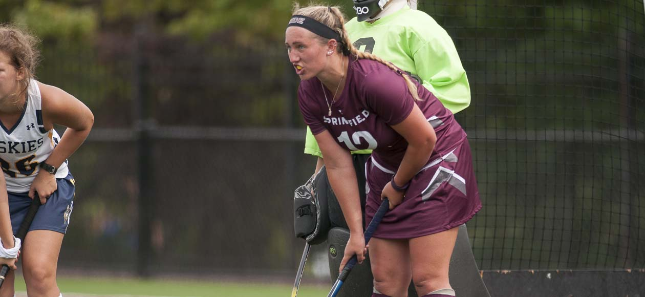 Field Hockey Drops 4-2 Decision With MIT in NEWMAC Championship Quarterfinals