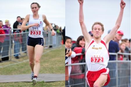 2009 CIS cross country championships: Gryphons sweep team titles in record-breaking CIS meet