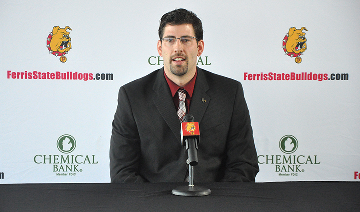 Ferris State Men's Basketball Press Conference Set For Monday