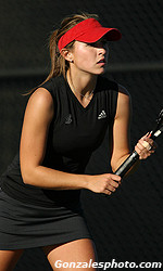 Bronco Women's Tennis Sweeps UC Santa Cruz 7-0