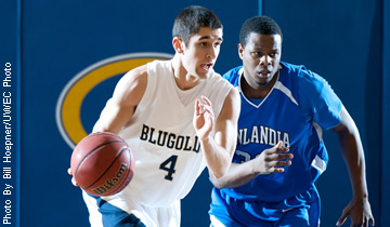 Men's Basketball Takes down Finlandia 88-67