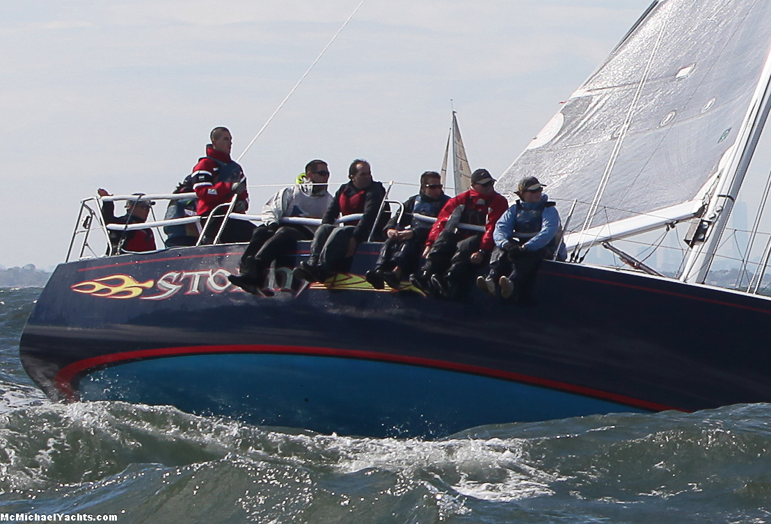Offshore Sailing Records Sixth Place Performance At Prestigious Navy Shields Trophy