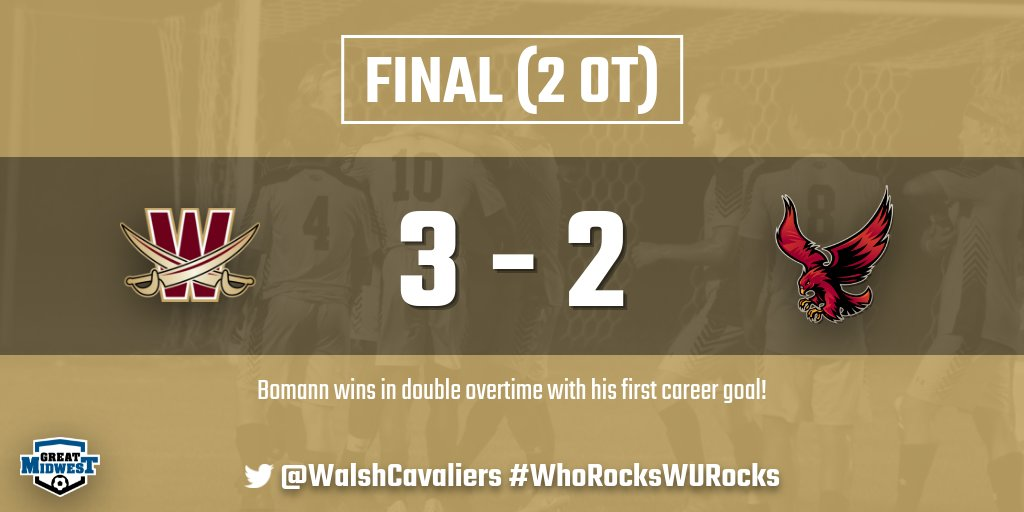Golden Goal Lifts Cavaliers in Season Opener, 3-2