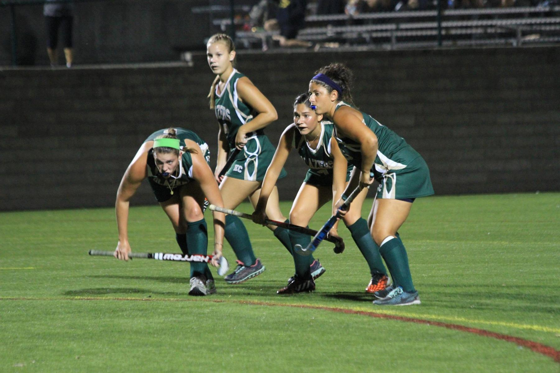 Field Hockey Trumps Becker