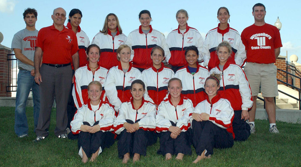 2004 Wittenberg Women's Cross Country