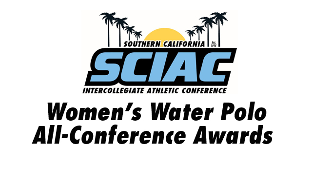 SCIAC Is Proud to Announce the Women's Water Polo All-Conference Awards