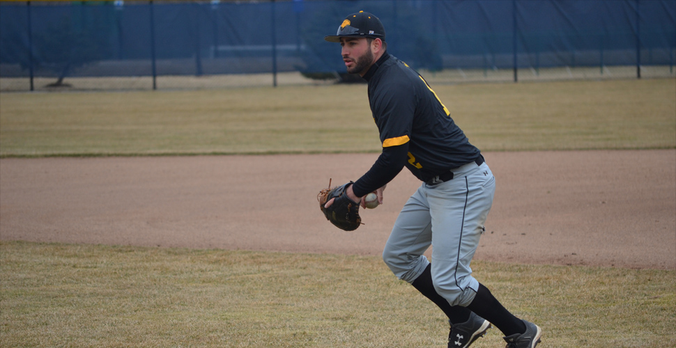 UMBC Baseball Records 14 Hits, But Falls 12-7 to James Madison on Friday