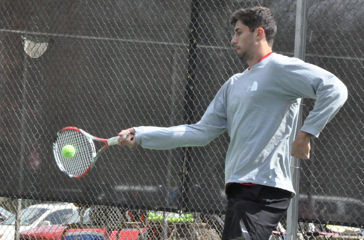 Men's Tennis: Panthers host Huntingdon in USA South match