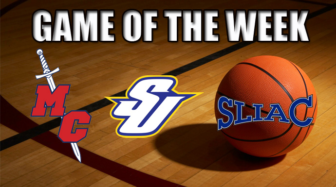 SLIAC Game of the Week - MacMurray at Spalding