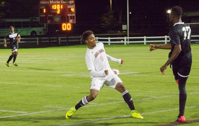 Kalombo Lifts AMCATS Over Mountaineers, 3-1