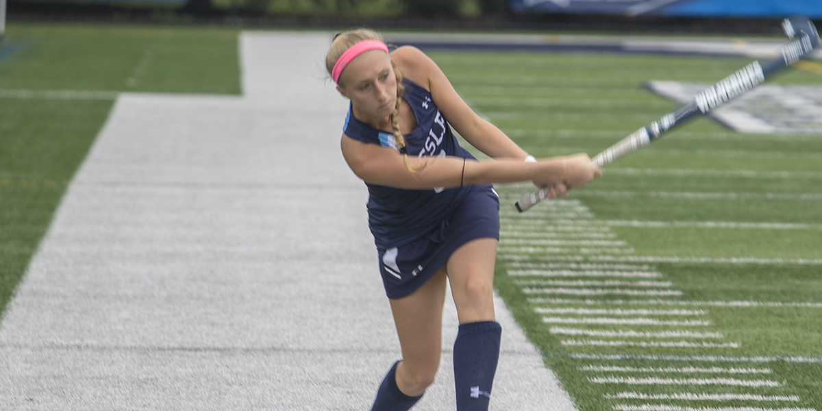 Field Hockey blanks Ferrum, 4-0 for fourth consecutive win