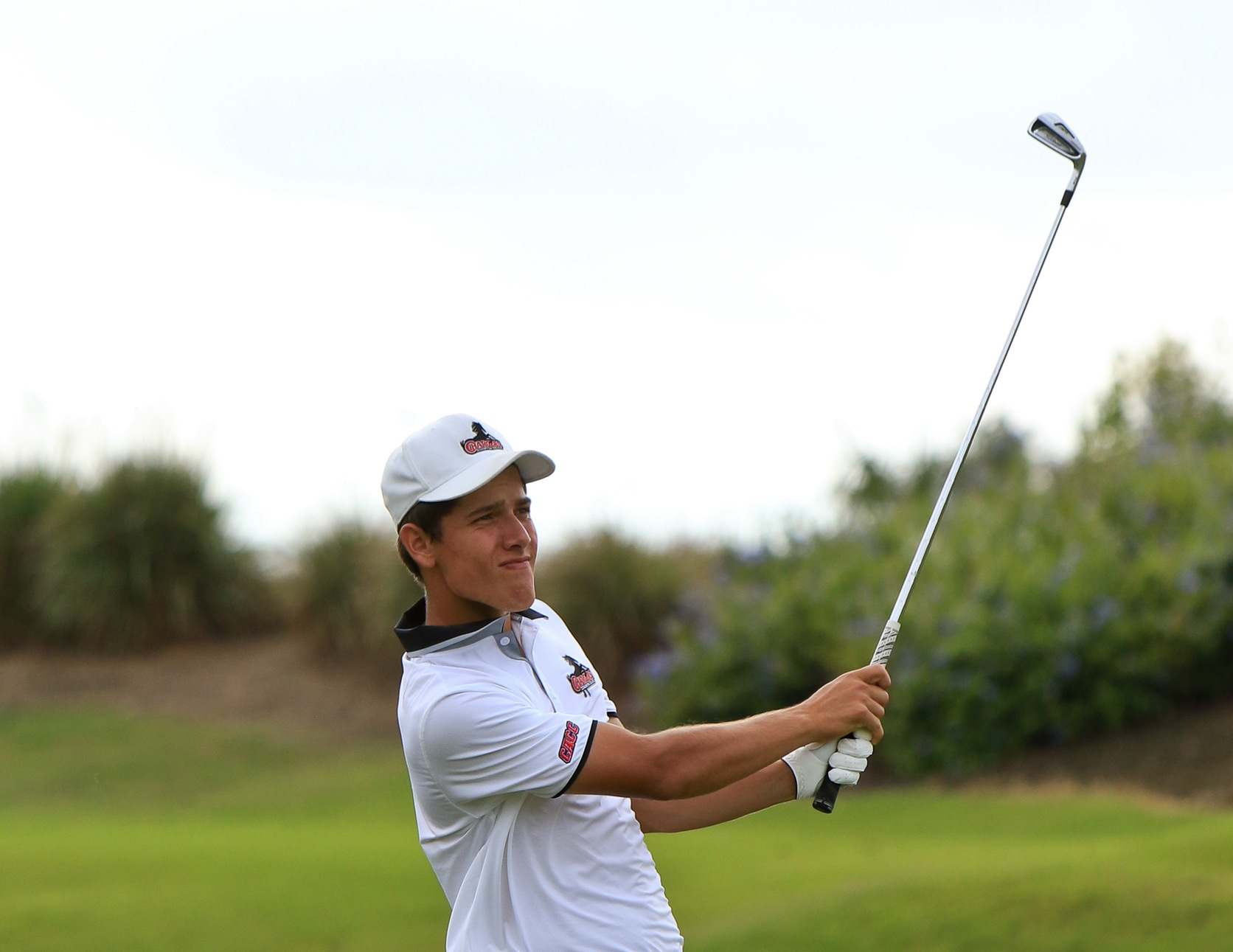 GOLF IN FIFTH PLACE AFTER ROUND ONE OF FPU INVITATIONAL