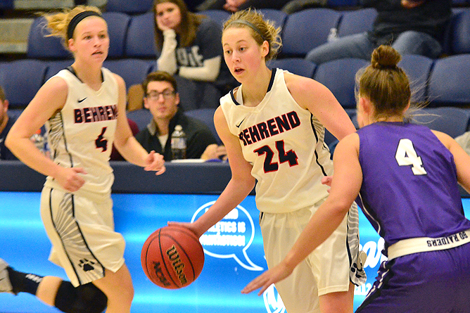 Behrend Lions Open AMCC Action at La Roche on Wednesday