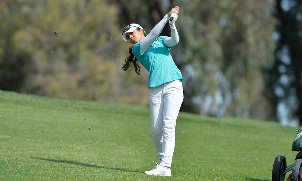 WOMEN'S GOLF CLOSES GOLFWEEK CONFERENCE CHALLENGE WITH ITS BEST ROUND