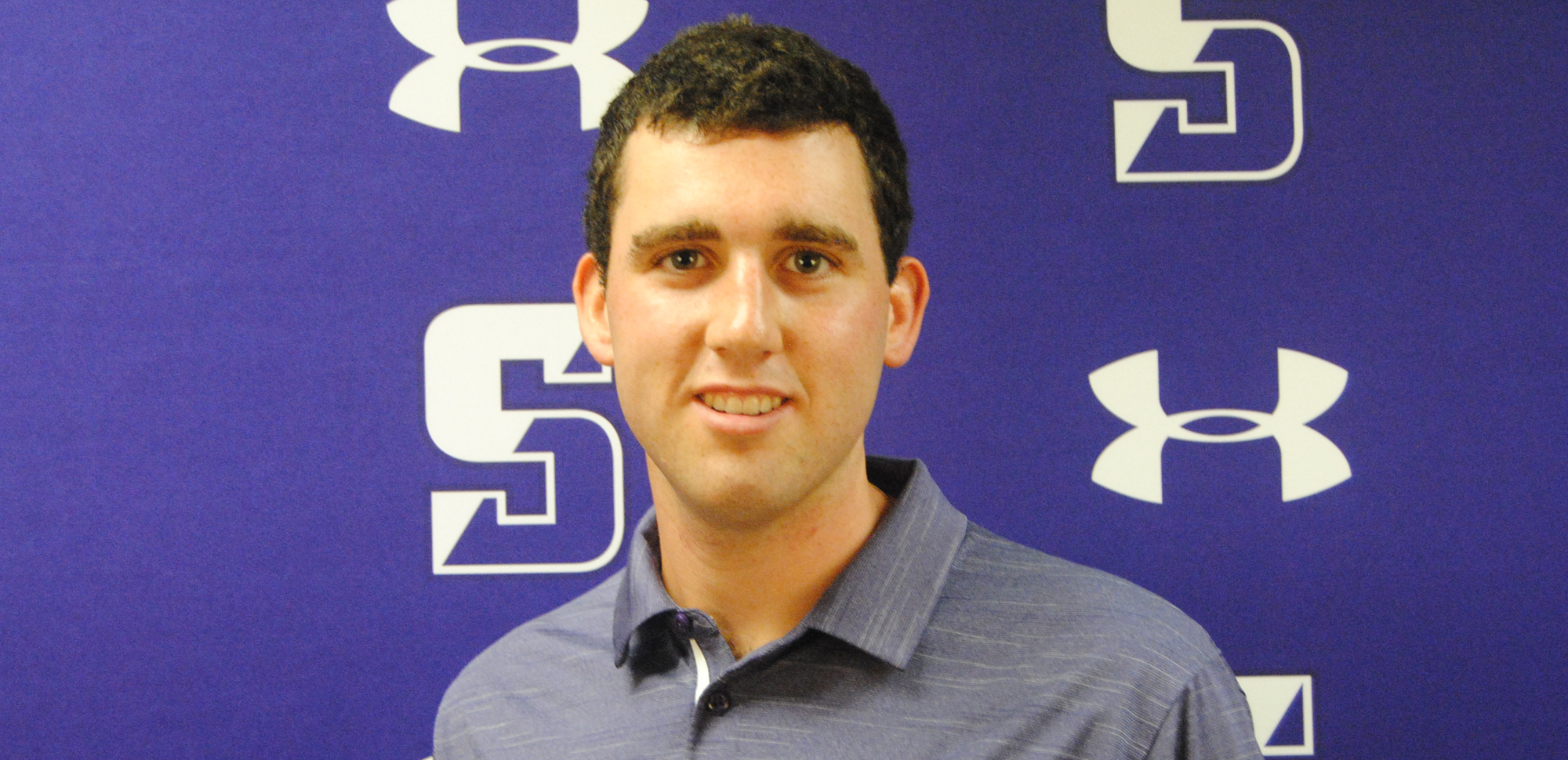 Junior Colin Sommers was named The University of Scranton Athlete of the Week for the first time in his career on Monday after he led the Royals to a win over Marywood on Thursday after posting a career-low score of 75.