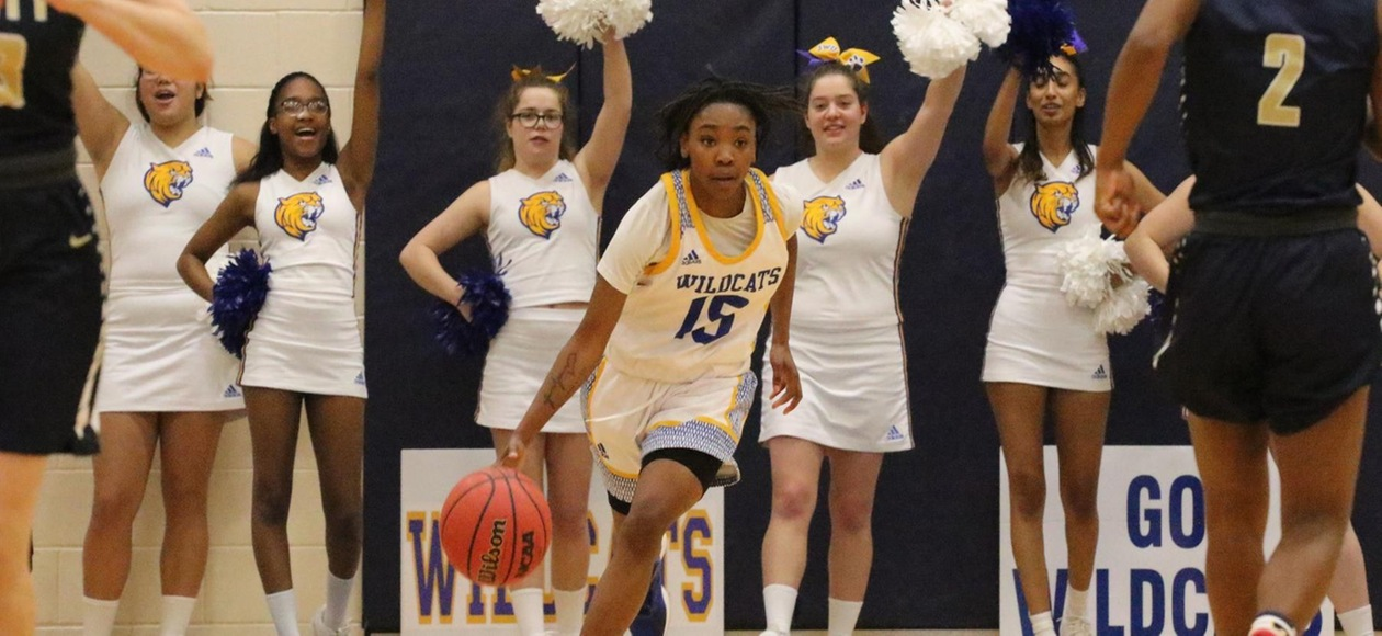 Rams Get Past JWU Women's Basketball 67-60