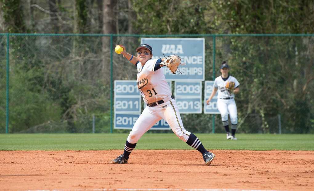 Emory Softball Sweeps Doubleheader vs. Brandeis - Moves Into First Place In UAA Standings