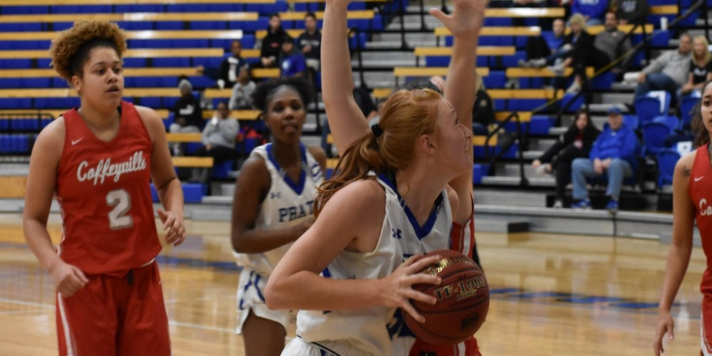 Lady Beavers earn third-straight conference win with victory over Coffeyville