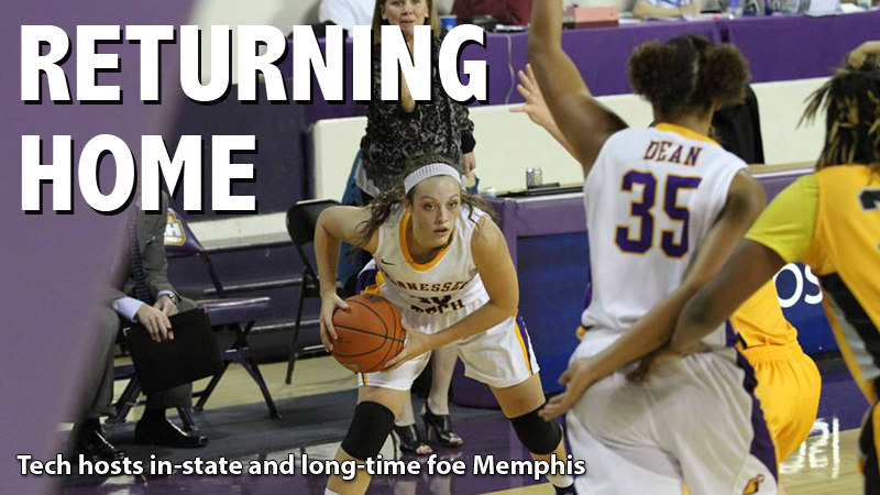 Golden Eagles return home to match up with in-state foe Memphis
