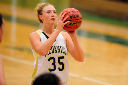 McDaniel holds on for 10th straight