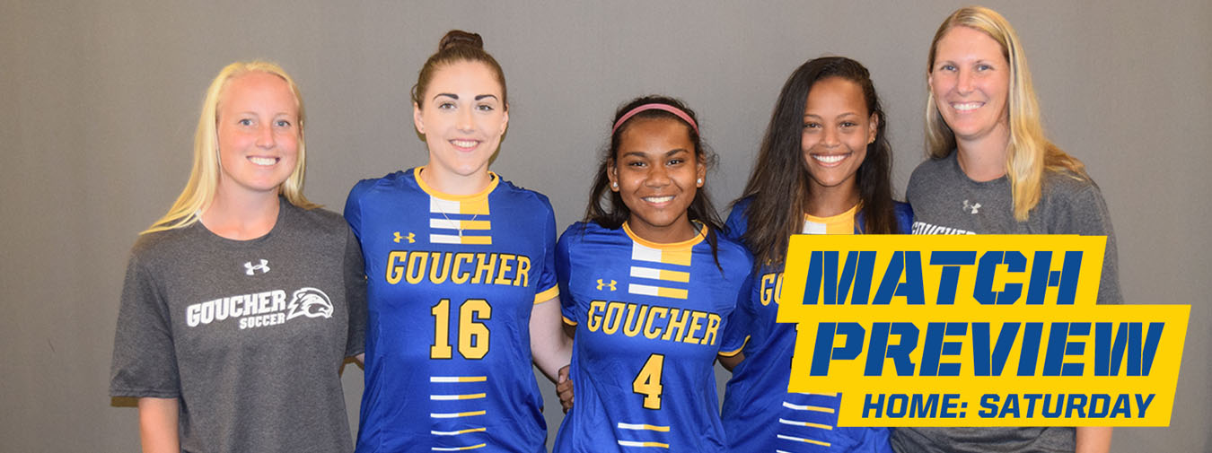 Goucher Women's Soccer To Honor Three Seniors Against Elizabethtown On Saturday