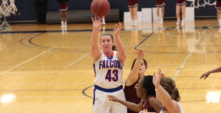 Scharmer ignites Falcons to CIT win