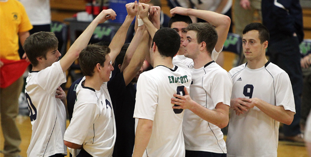 Endicott Men's Volleyball Releases 2014 Schedule