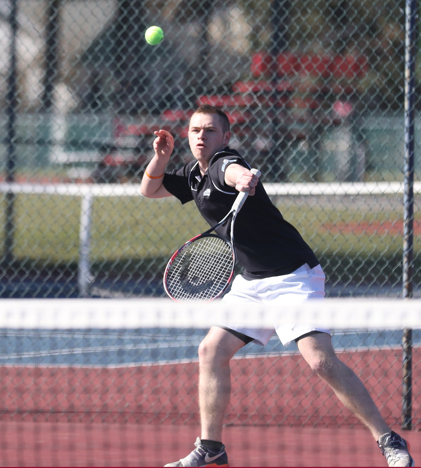 Sage men's tennis team tops Utica for Empire 8 victory