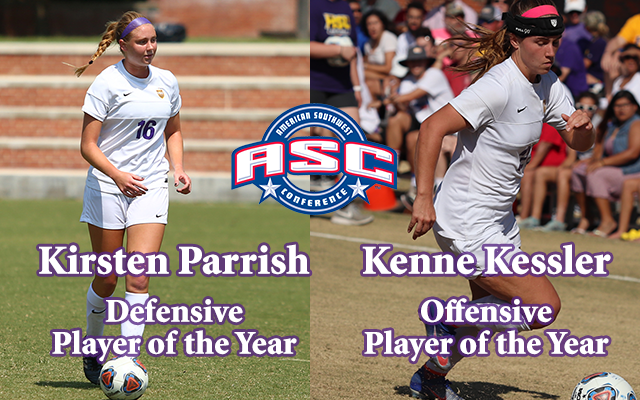 Kessler, Parrish Take Home Top ASC Awards