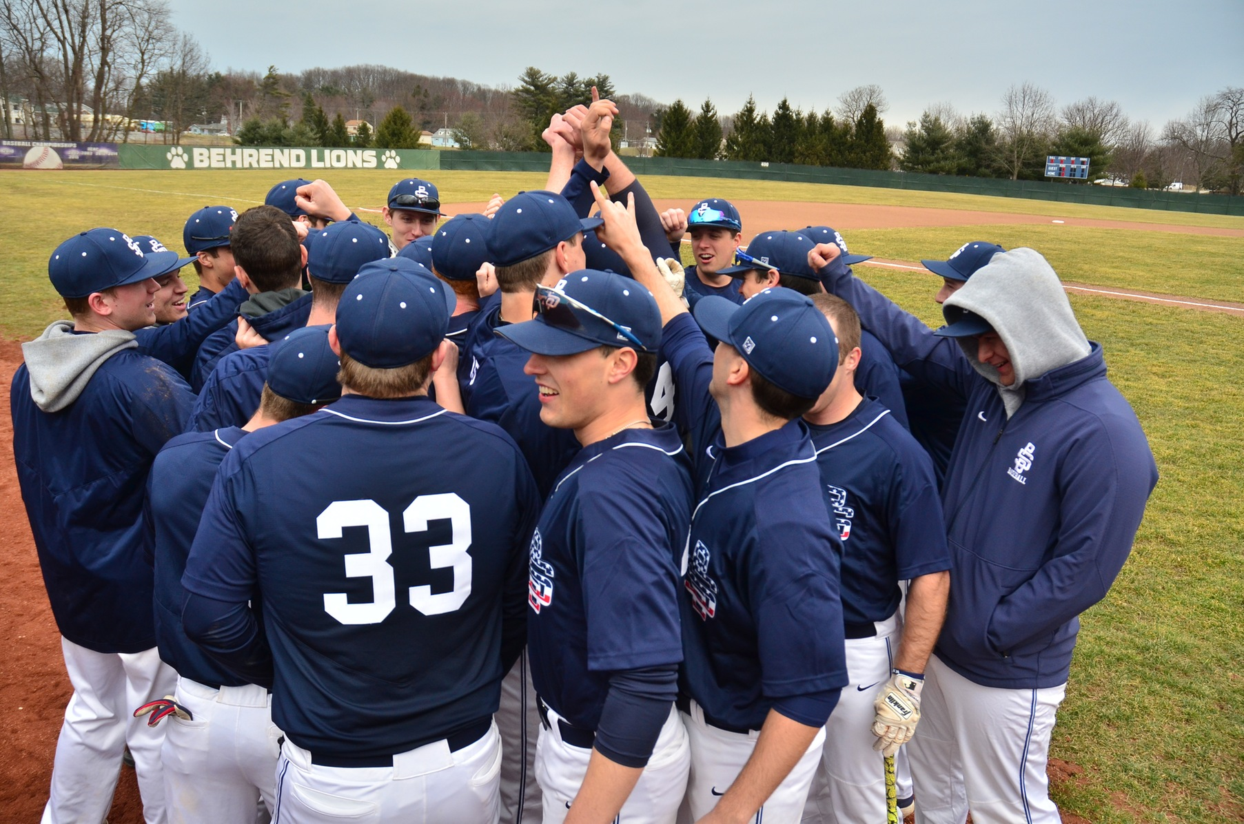Behrend Baseball Faces Penn State Altoona in AMCC Tournament