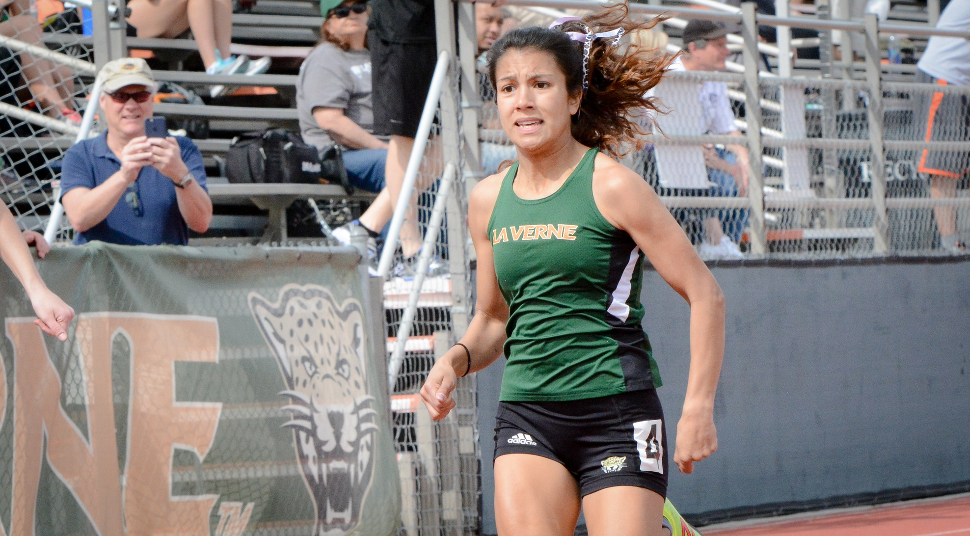 Women's Track & Field sets more personal records